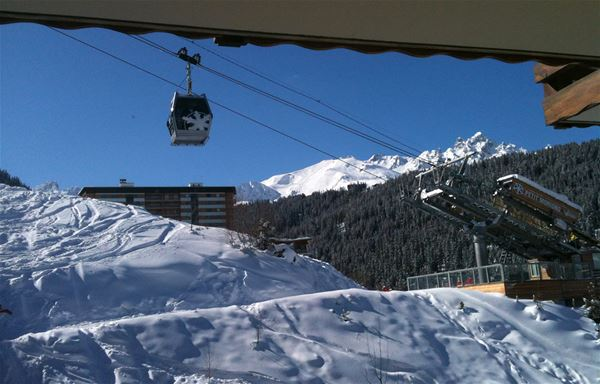 1 studio 3 people ski-in ski-out / LES GRANDES BOSSES 304 (mountain of charm)