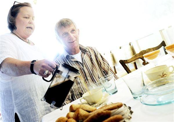 Vävboden Bed and breakfast Olofstrom