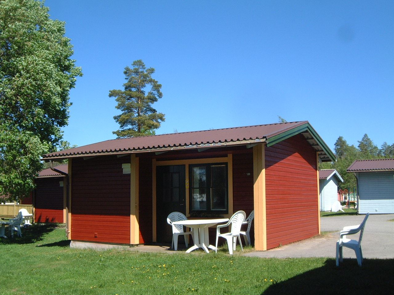 First Camp Umeå/Cottages