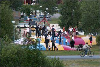 First Camp Umeå/Cottages