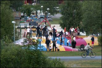 First Camp Umeå/Stugor