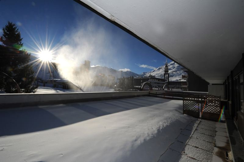 3 Rooms 8 Pers ski-in ski-out / OISANS 15
