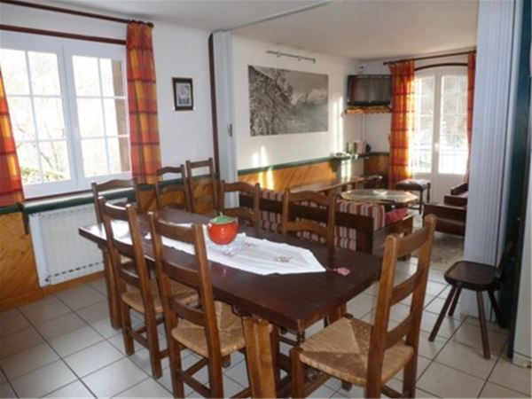 © PHOTOS PELEGRI, GTB14 - Charmant appartement dans maison à Barèges
