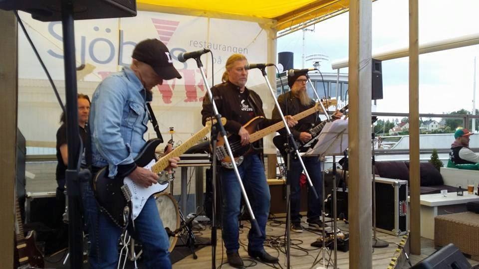 Livemusic at Sjöbris