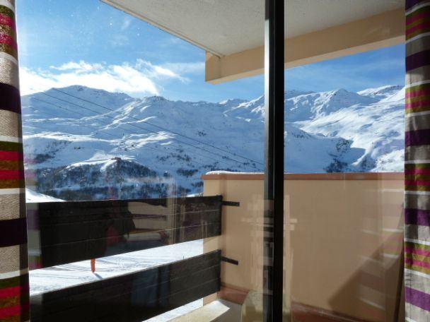 3 Pers Studio ski-in ski-out / CARON 414