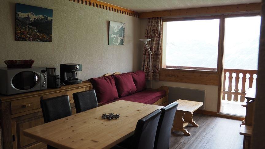 2 Pièces cabine 6 Pers skis aux pieds / COTE D'OR 302