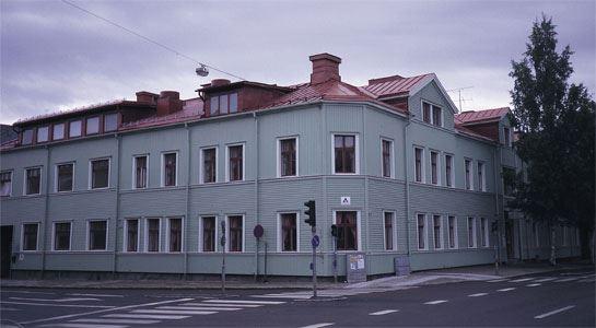 Umeå, STF Vandrarhem