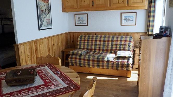 Studio 4 Pers skis aux pieds / SARVAN 321