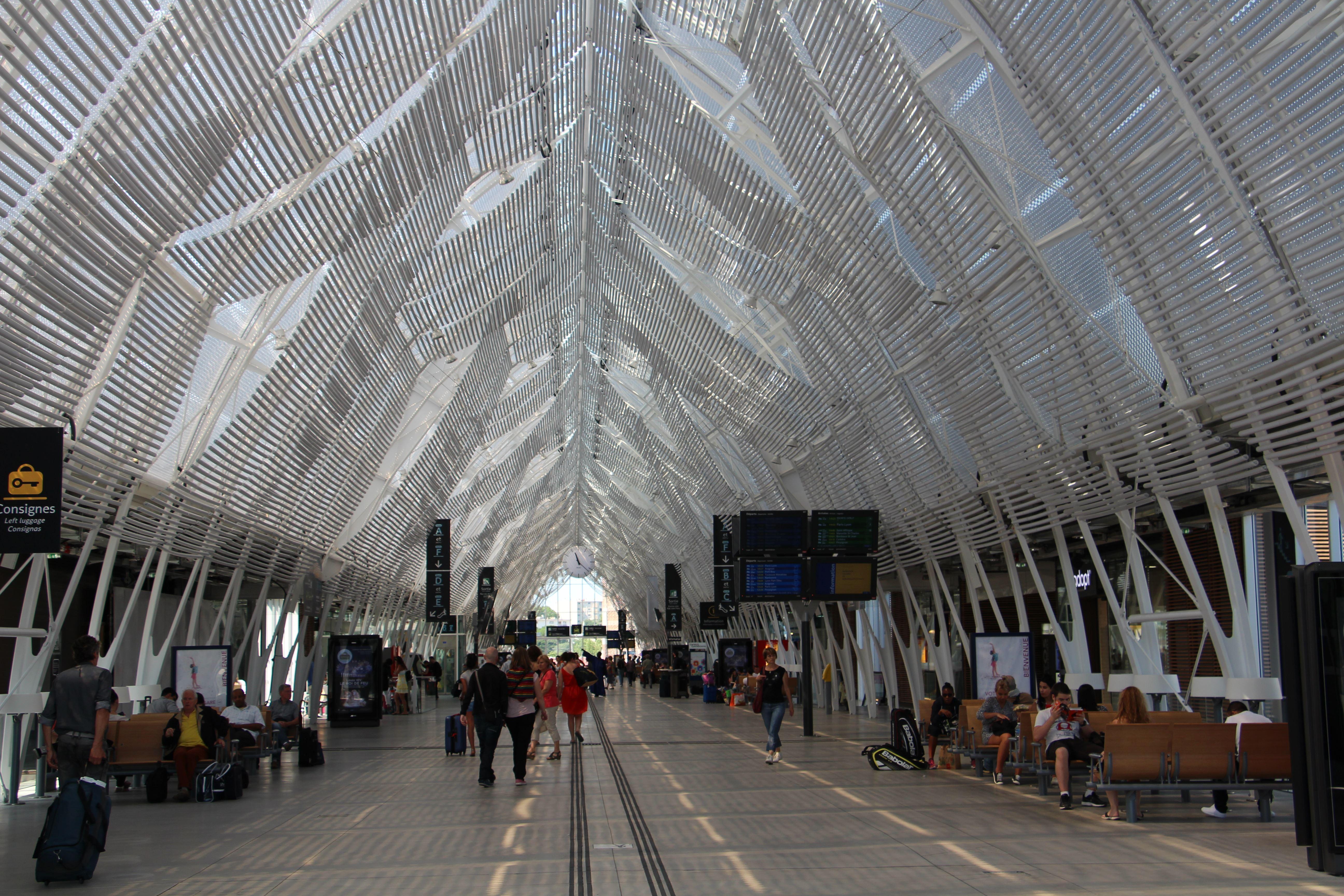 Saint-Roch : juste une gare?