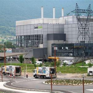 Usine de Valorisation Énergétique et de Traitement des Déchets (UVETD)
