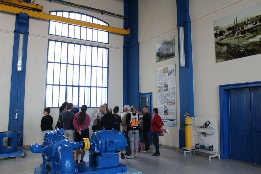 Le puits d'eau potable Pasteur
