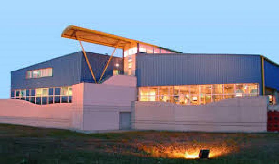 Centre de tri des déchets recyclables Valespace