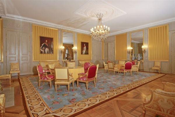 Les Salons d'honneur du Château