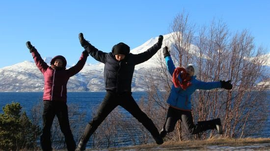 Exclusive Arctic Clothing Package rental - Tromsø Outdoor