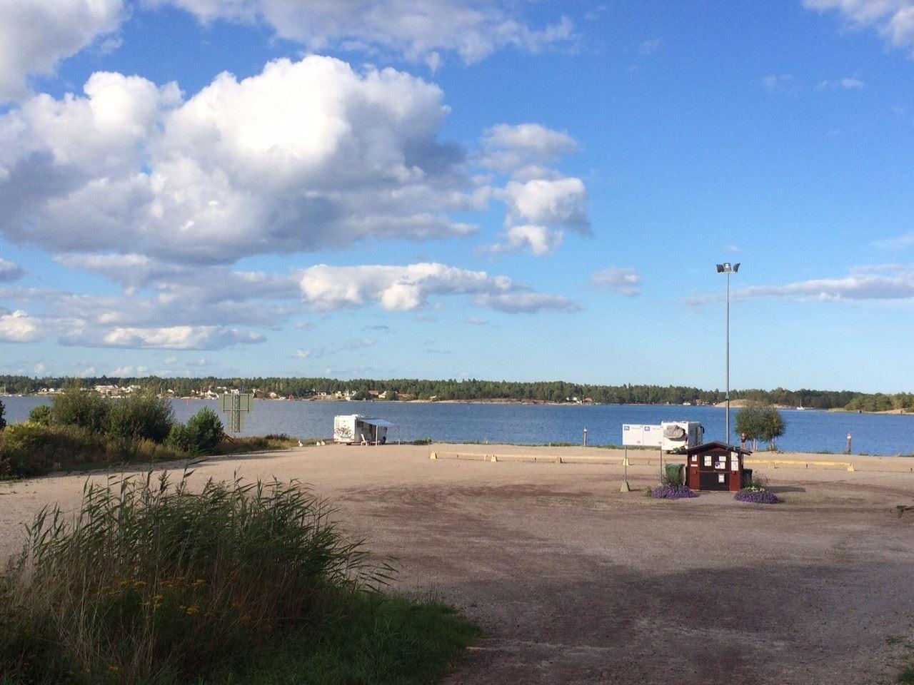 Ställplats Sågen - near Värmeverket