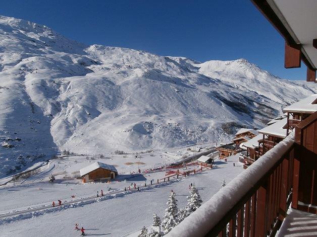 2 Pièces 4 Pers skis aux pieds / VALMONT 37