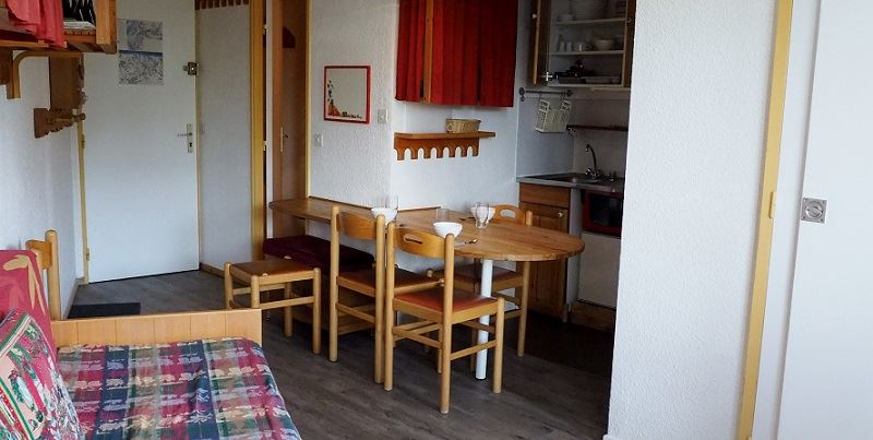 2 Rooms 4 Pers 150m from the slopes / MEDIAN 714
