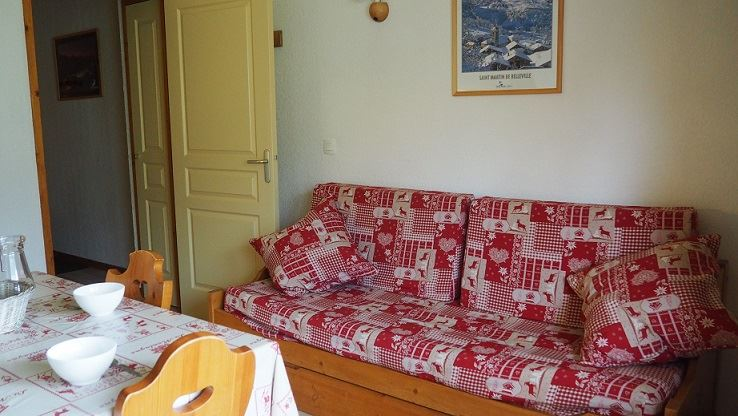2 Rooms 4 Pers ski-in ski-out / VALMONT 37