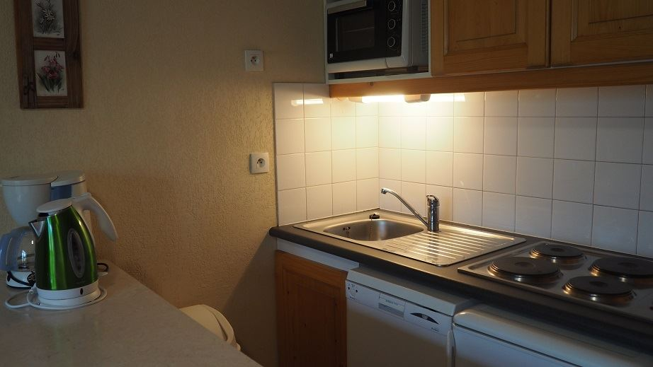2 Rooms 4 Pers ski-in ski-out / VALMONT 408