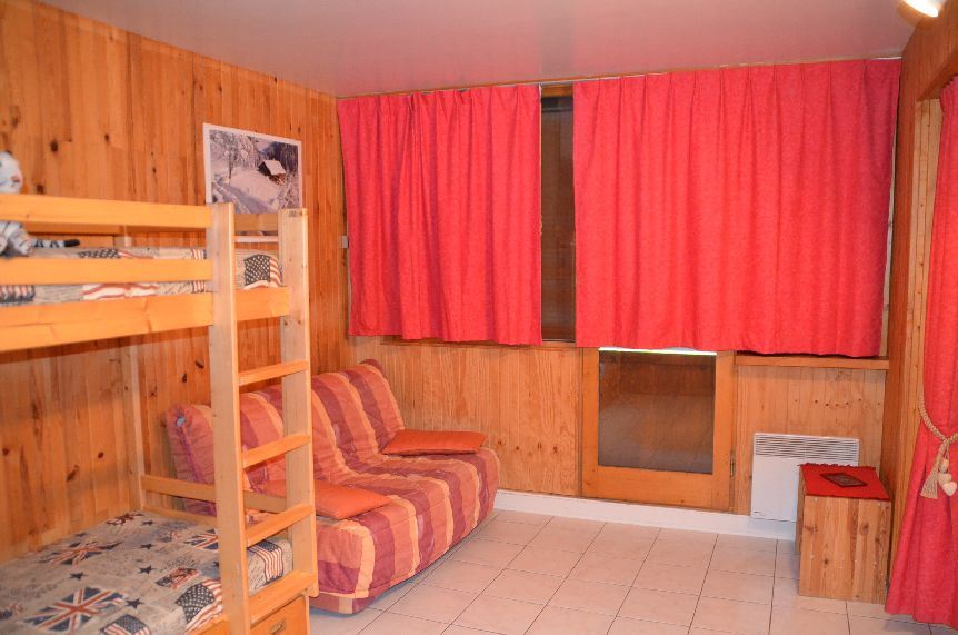 5 Pers Studio cabin ski-in ski-out / ALPAGES 103