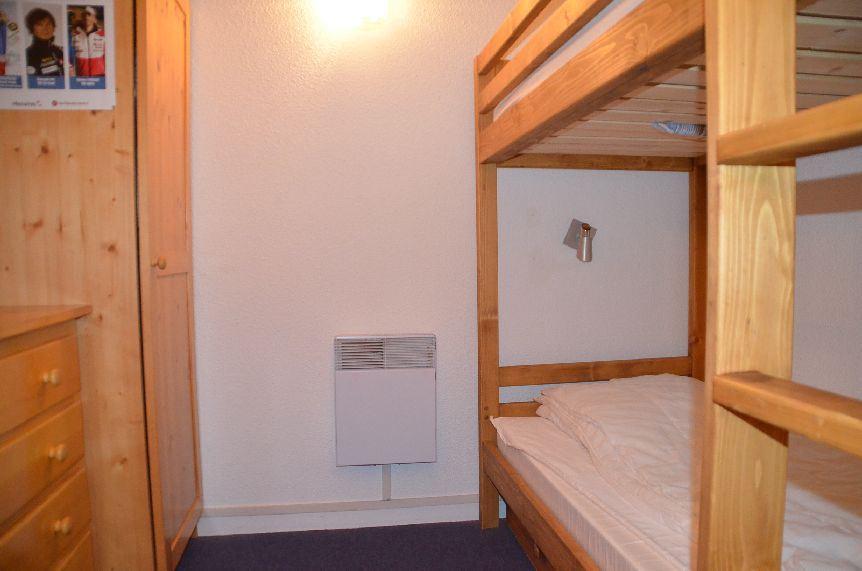 Studio cabine 4 Pers skis aux pieds / SARVAN 509