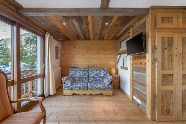 1 Studio 4/5 people ski-in ski-out / RESIDENCE 1650 52 (Mountain of Charm)