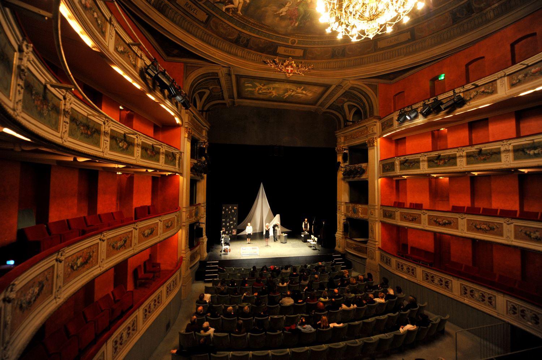 Aparte au Théâtre Charles Dulin