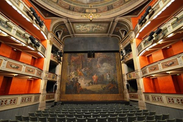 Image result for theatre charles dullin chambery