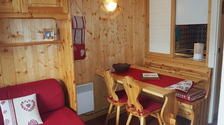 2 rooms 4 Pers ski-in ski-out / CORYLES B 253