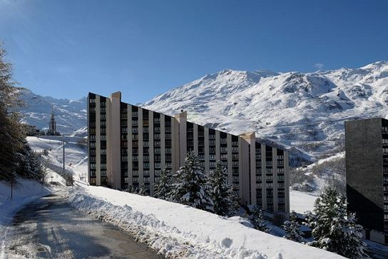 3 Pers Studio ski-in ski-out / GRANDE MASSE 610