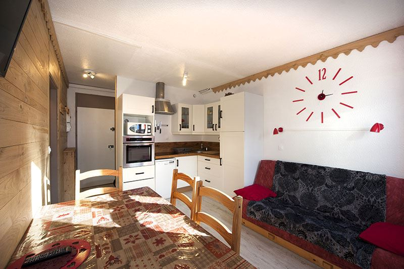 2 Rooms 5 Pers ski-in ski-out / CHAVIERE 20