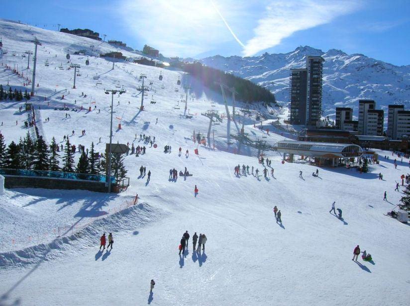 Studio 4 Pers skis aux pieds / LAC DU LOU 308