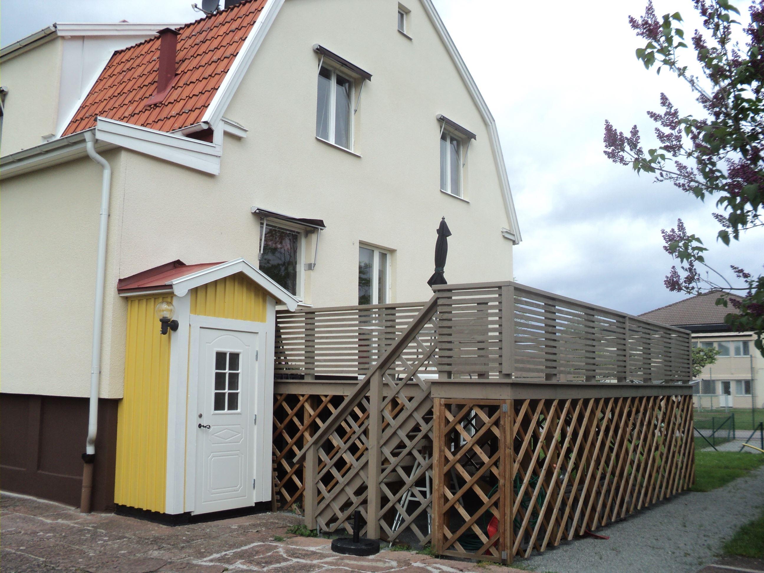 O152000 Borgholm, pets allowed, maximum of 1 dog