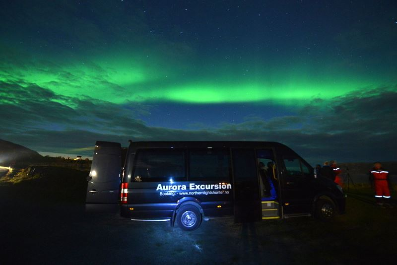 Aurora Excursion - Nilsen Northern Lights Hunter