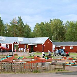 Camping Älvdalen/Stugor