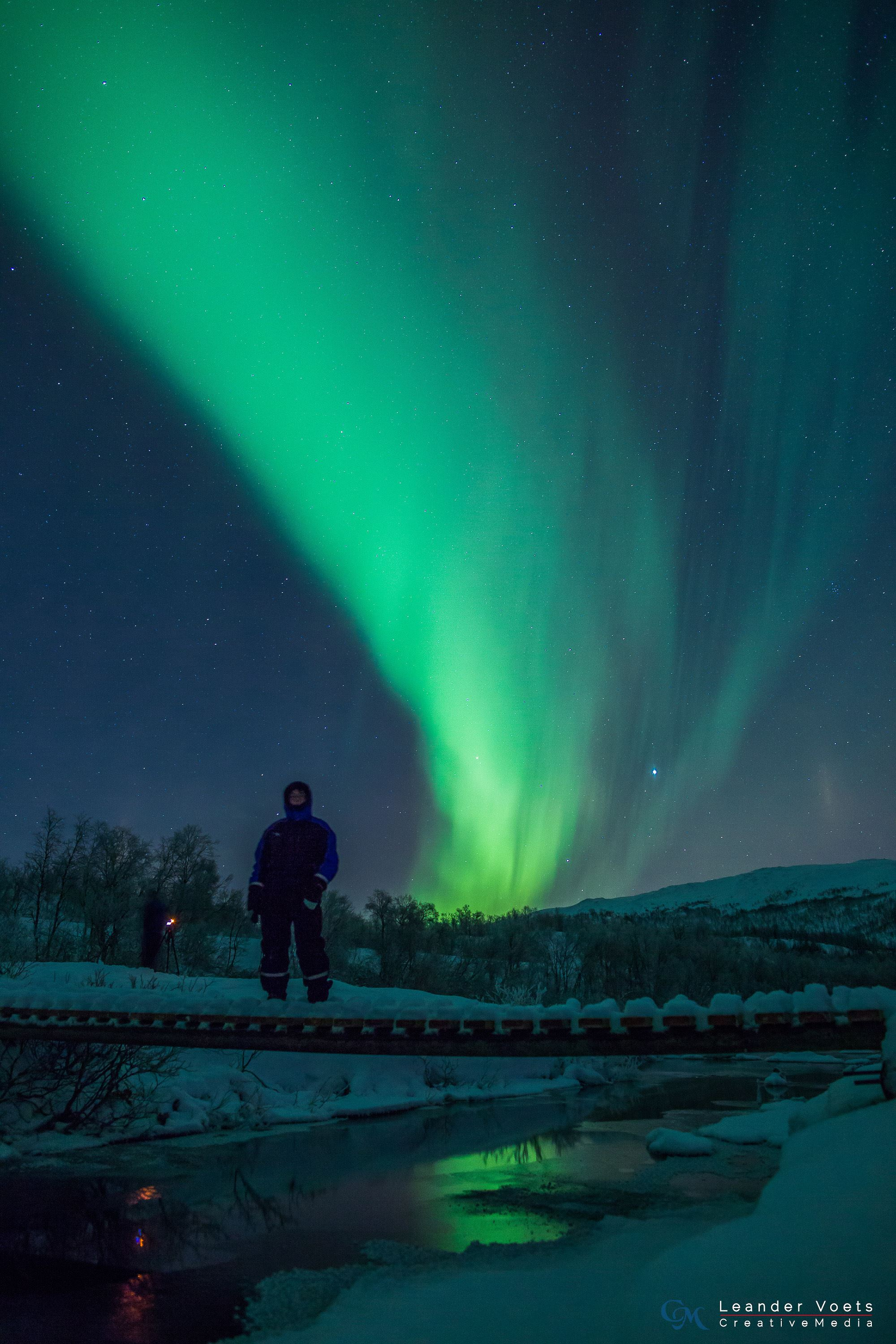 The Ultimate Northern Lights chase – Arctic Explorers