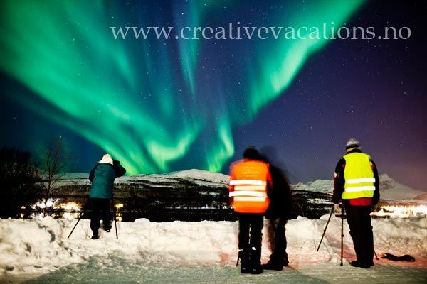 Aurora Adventure Tour with a Professional Photographer - Creative Vacations