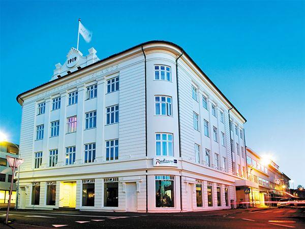 Radisson Blu 1919 Hotel