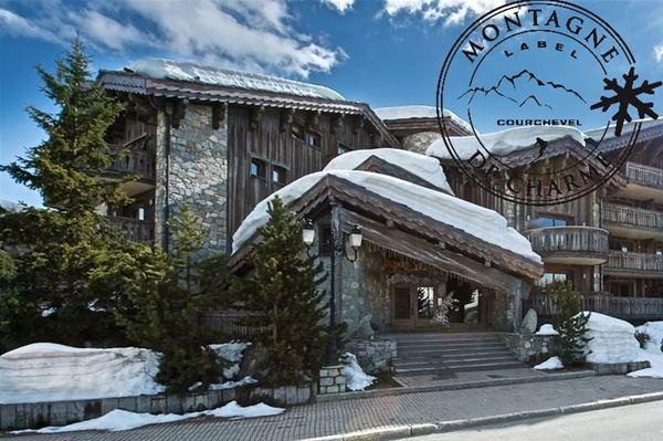 4 pièces 6 personnes skis aux pieds / BALCONS DE PRALONG 16A (montagne de charme) / Séjour Sérénité