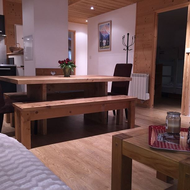 4 rooms appartment 8 pers ski-in ski-out/ BIELLAZ 71