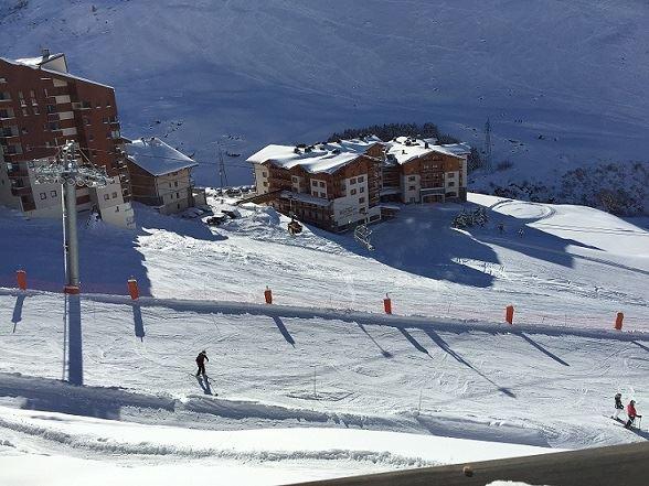 2 Pièces 4 Pers skis aux pieds / BIELLAZ 50