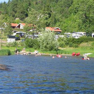Utvika Camping - Hytter