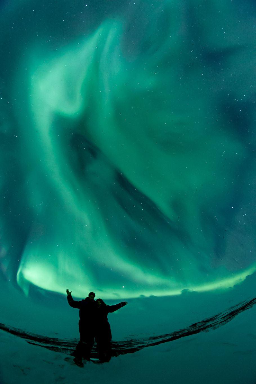 Aurora Adventure med profesjonell fotograf - Creative Vacations