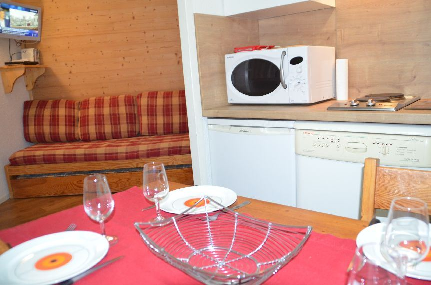 2 Rooms 4 Pers ski-in ski-out / GENTIANES 418