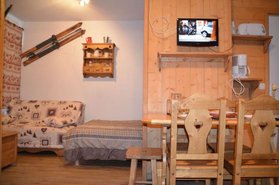 2 Rooms 4 Pers ski-in ski-out / JETAY 77