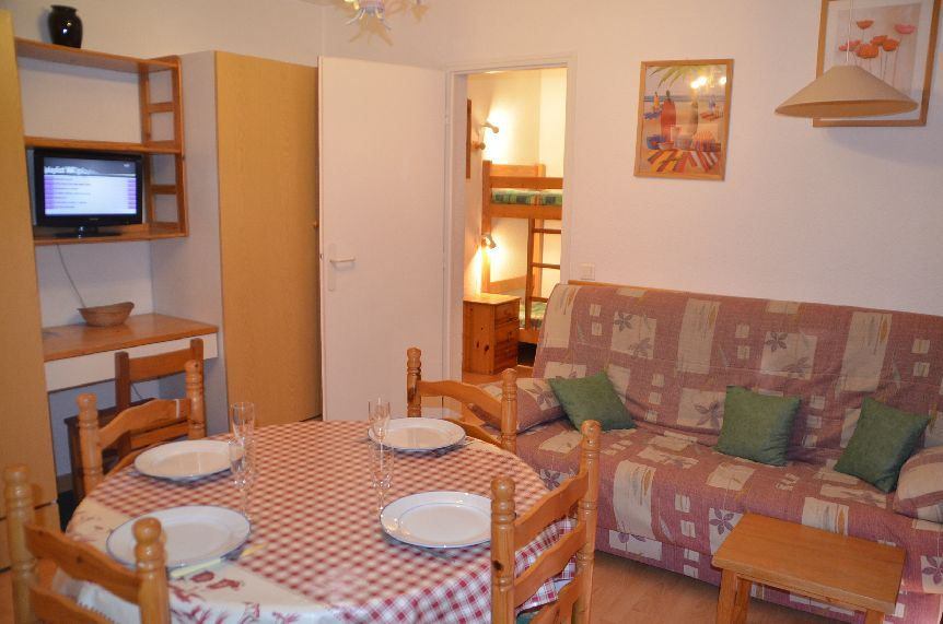 2 Rooms 6 Pers ski-in ski-out / JETAY 122