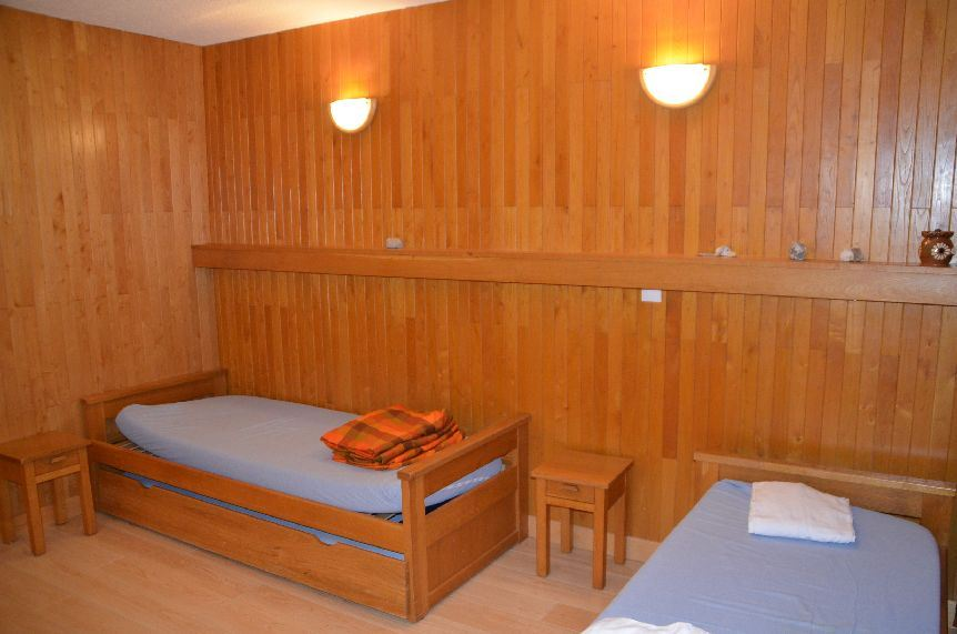 2 Rooms 6 Pers ski-in ski-out / PRA COUTIN 21