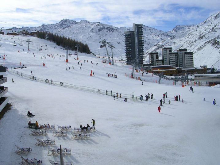 3 Pers Studio ski-in ski-out / PELVOUX 35