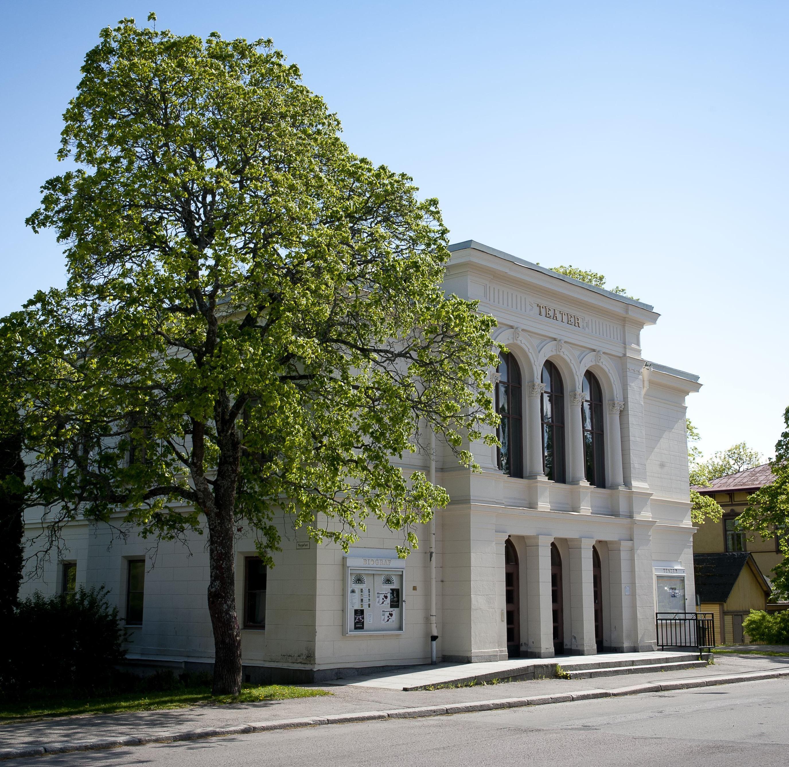 Maria G Nilsson, Söderhamns Teater