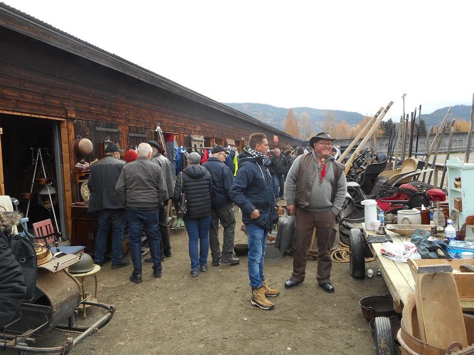 Stavsmartn outdoor market